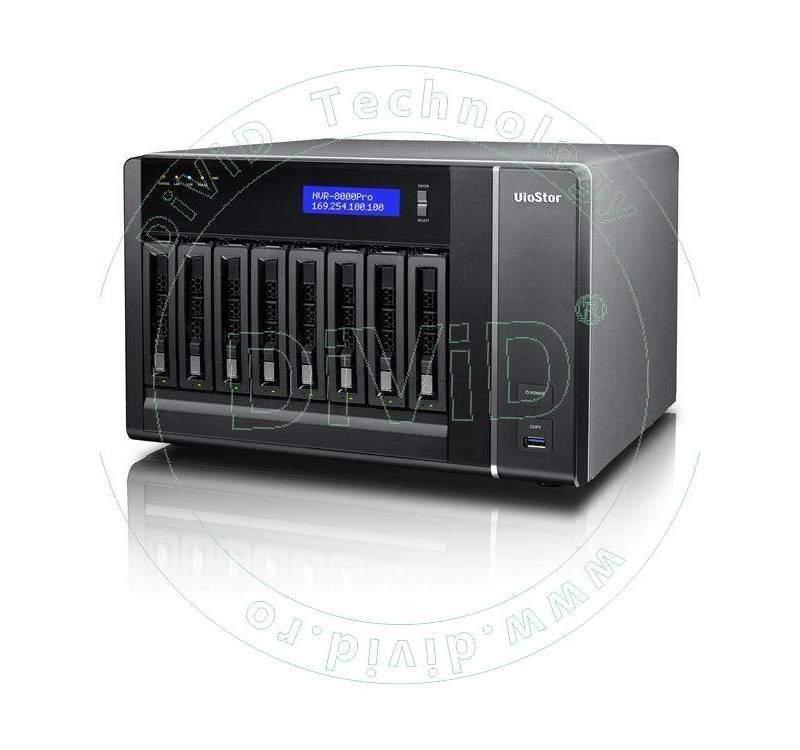 NVR VS-8124 Pro+ QNAP