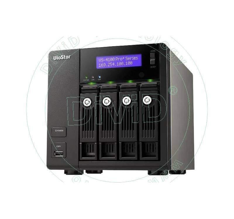 NVR VS-4108 Pro+ QNAP