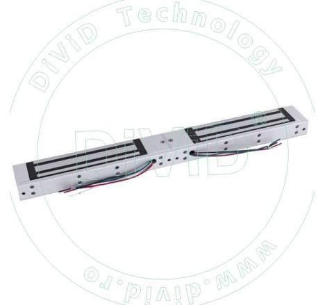 Electromagnet aplicat pentru usa dubla YM-180D-S