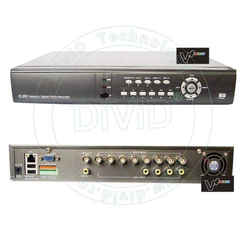 DVR DIVID-08AV