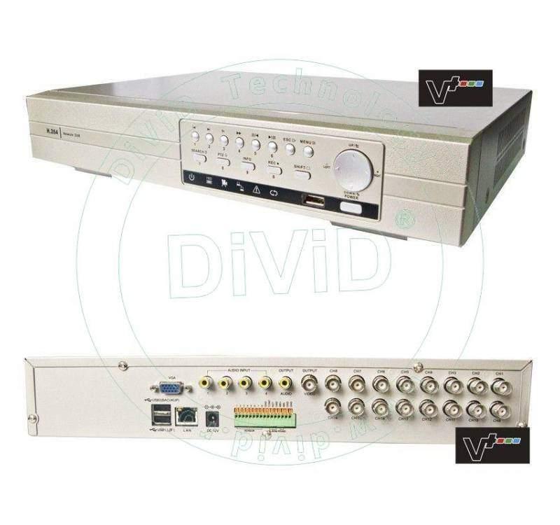DVR DIVID-16AV
