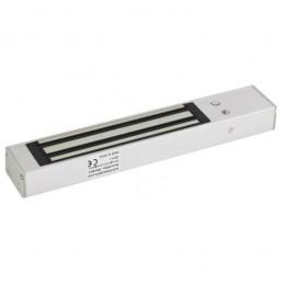 Electromagnet aplicabil, cu maner 600mm, pentru usi cu deschidere in interior YM-280T(LED)H-60