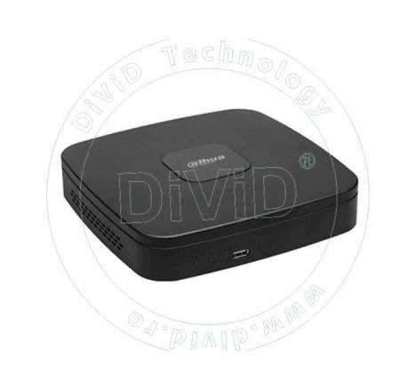 NVR 4 canale Dahua NVR2104-P