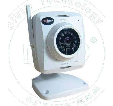 Camera IP de interior DAHUA IPC-A6 W