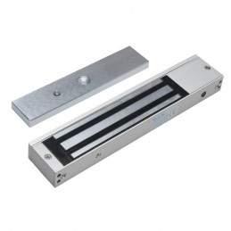 Electromagnet aplicabil de 280 kg forta cu led si monitorizare SM-280LEDA cu placa