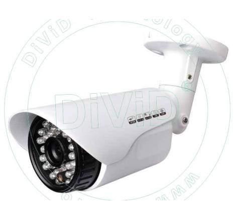 Camera supraveghere video HD de exterior 720P