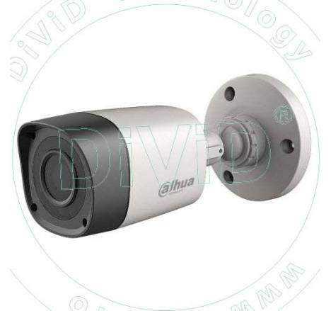 Camera de supraveghere exterior HDCVI 1 Megapixel