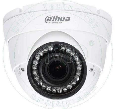 Camera supraveghere dome HDCVI 1 Megapixel