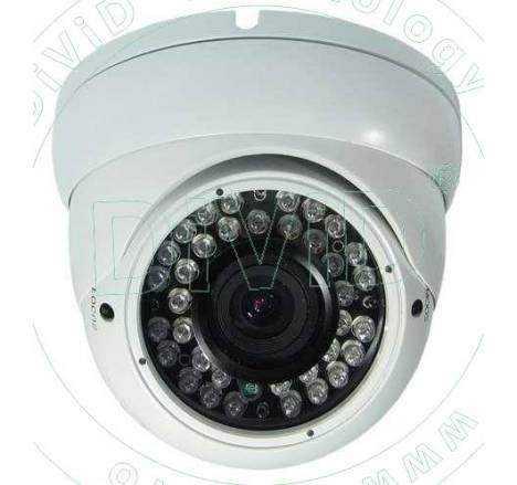 Camera dome de supraveghere HDCVI 1,3 Megapixeli