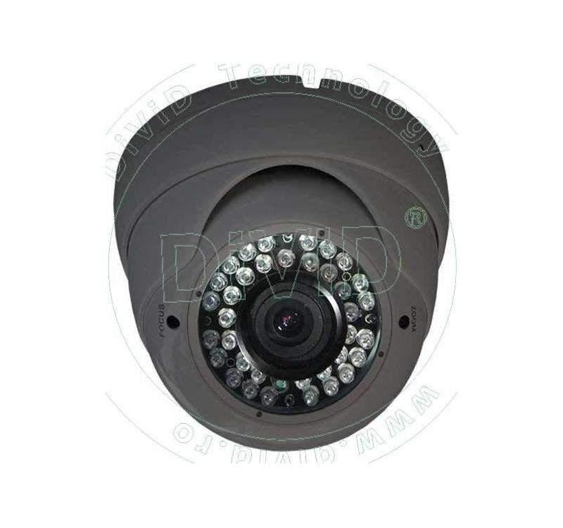 Camera dome HDCVI cu zoom motorizat 2 Megapixeli