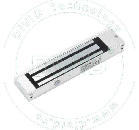 Electromagnet aplicat de 180kgf, cu monitorizare YM-180S