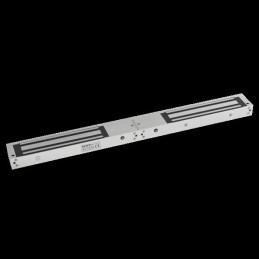 Electromagnet aplicabil de 280kgf, cu temporizare si led de stare, pentru usa dubla YM-280TD(LED)
