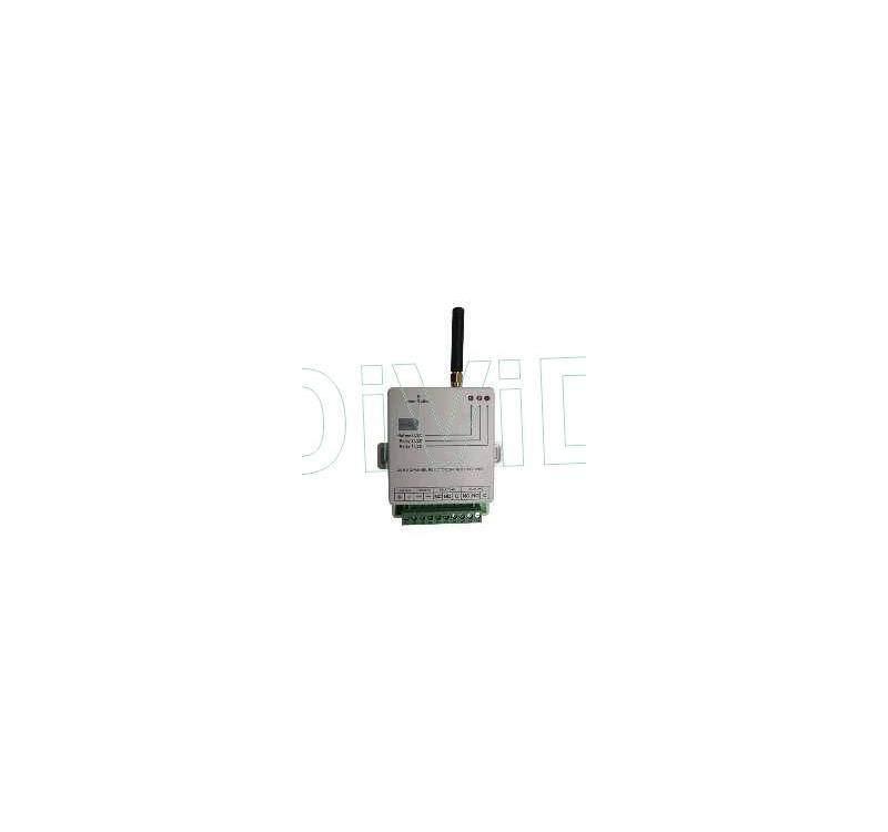 Modul de comanda prin GSM