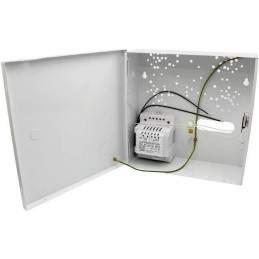 Cutie cu transformator pentru alarma