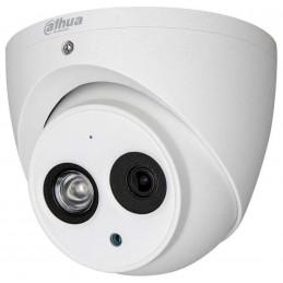 Camera supraveghere dome HDCVI 1 megapixel cu microfon incorporat