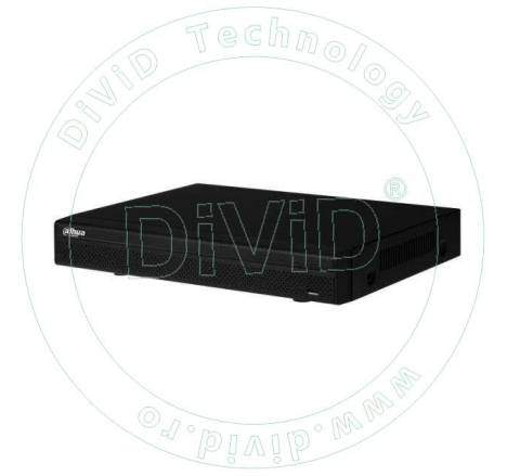 DVR stand alone Tribrid HCVR5108HE-S3  HDCVI 8 canale