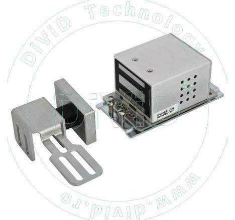 Electromagnet aplicat pentru usi automate YES-80