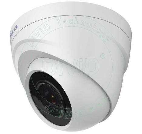 Camera  dome de interior HDCVI 1 Megapixel