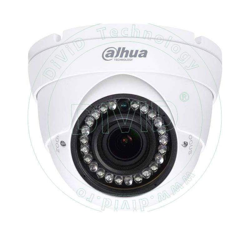 Camera supraveghere dome HDCVI 2,4 Megapixeli