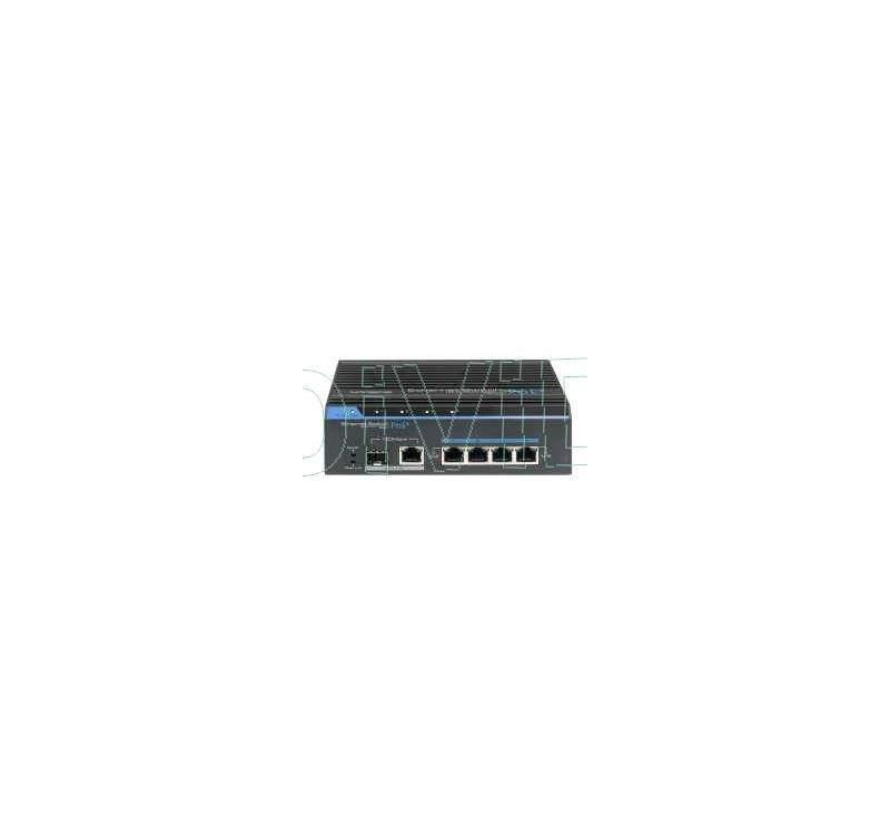 Switch 4 porturi PoE+, 802.3af/at, 10/100Mbps