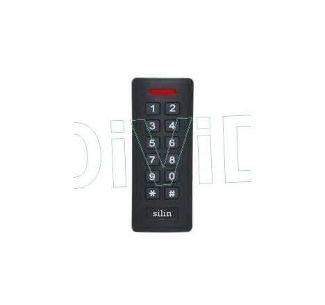 Controler de acces cu tastatura, pentru exterior