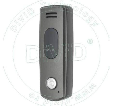 Post interfon audio exterior
