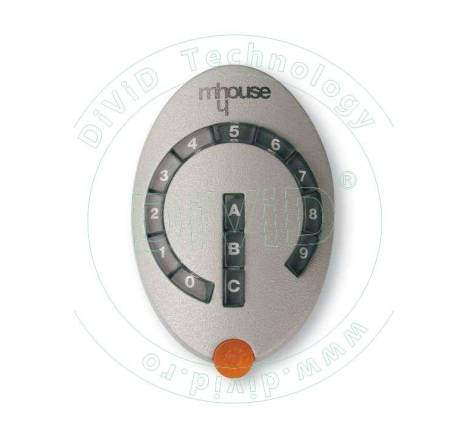 Selector digital radio cu 13 taste Mhouse DS1