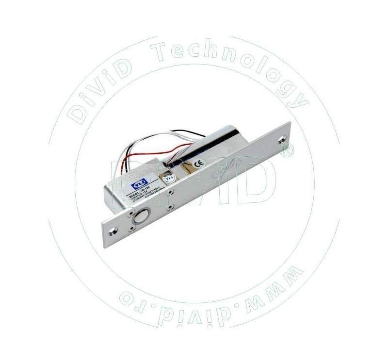 Bolt electric de inalta siguranta cu actiune magnetica, monitorizare si senzor YB-100