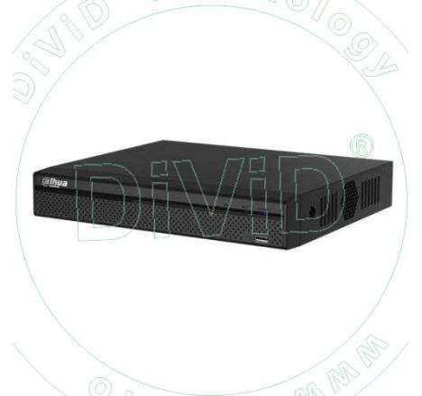 DVR stand alone Tribrid HDCVI 16 canale