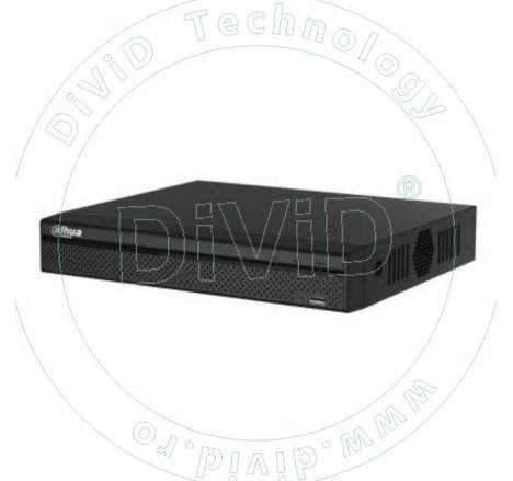 DVR HCVR5108HS-S3 stand alone Tribrid HDCVI 8 canale