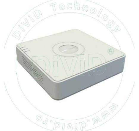 DVR Turbo HD  4 canale video