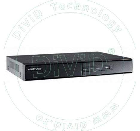 DVR Turbo HD standalone 4 canale video