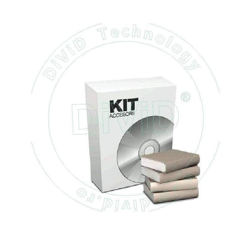 Kit accesorii incuietoare hotel pentru seria HLK