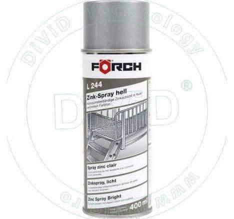 Spray de zinc