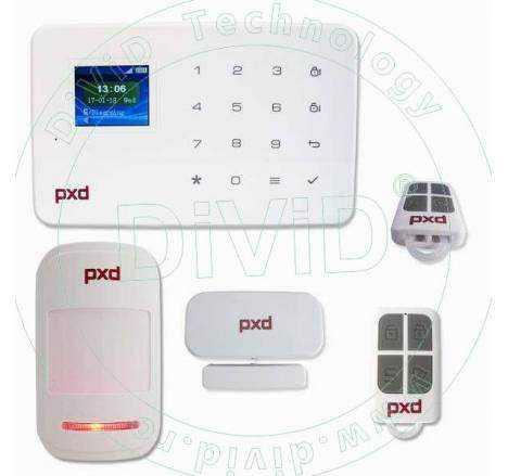 Alarma GSM pxd 081