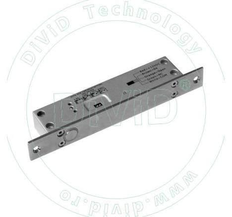 Mini bolt electric cu actiune magnetica, monitorizare, temporizare YB-500A-12