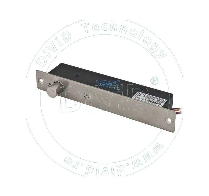 Bolt electric de inalta siguranta cu actiune magnetica si temporizare YB-700B