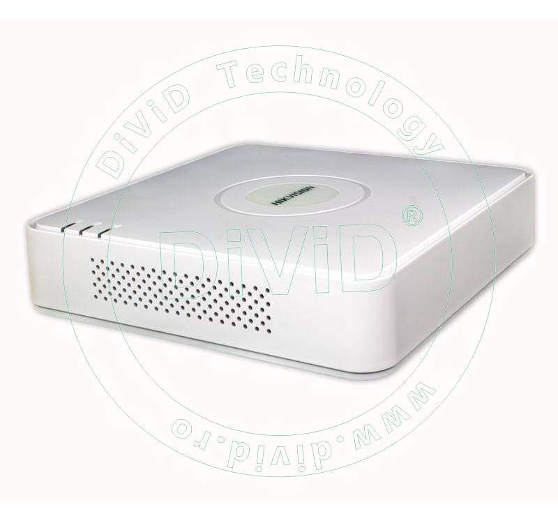 DVR Hikvision Turbo HD DS-7104HGHI-F1