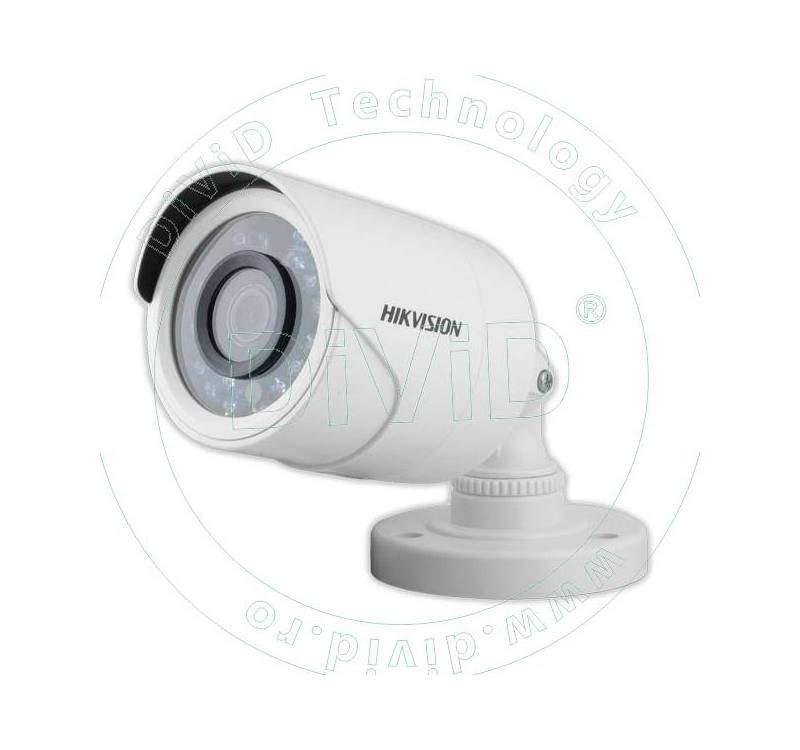 Camera supraveghere exterior TVI, AHD, CVI, CVBS 1 MP 4 in 1