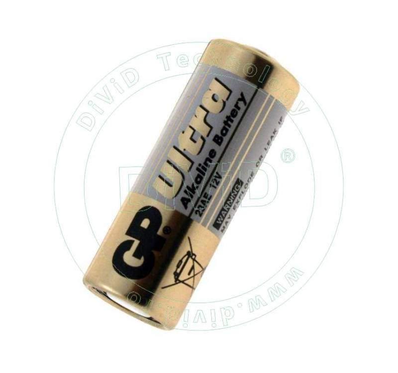 Baterie ultraalcalina GP 12V