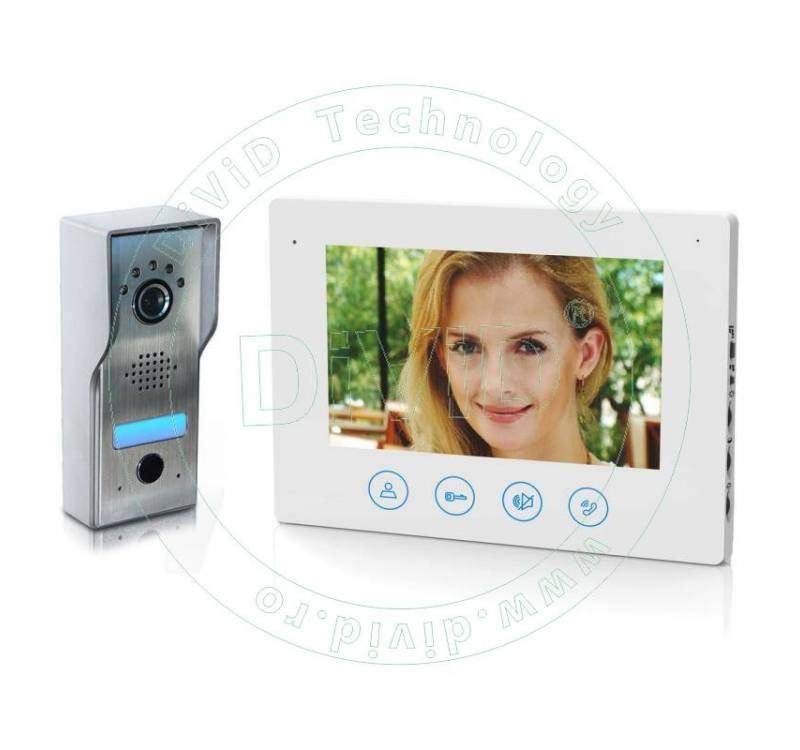 Video intefon color ME-7Q4F