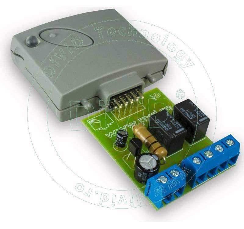 SMXI pXd Receptor radio 2 canale