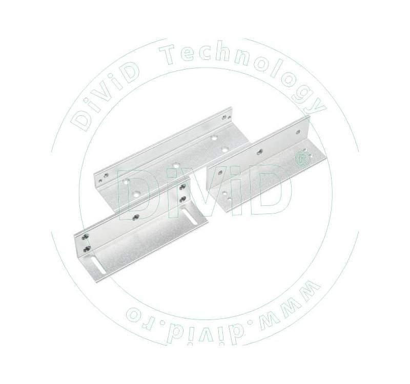 Suport in forma de Z si L pentru montarea electromagnetilor YM-180 ABK-180ZL