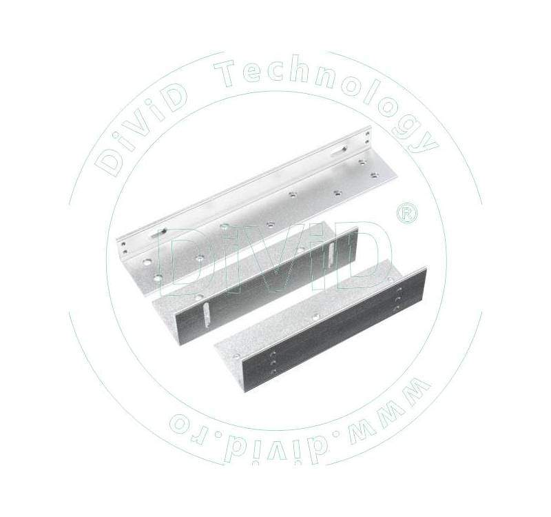 Suport in forma de Z si L pentru montarea electromagnetilor YM-350W ABK-350ZL-W
