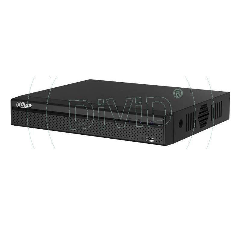 DVR 4 K Pentabrid  XVR5104HS-4M