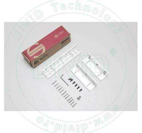 Suport ZL pentru montarea electromagnetilor SM-150LEDA