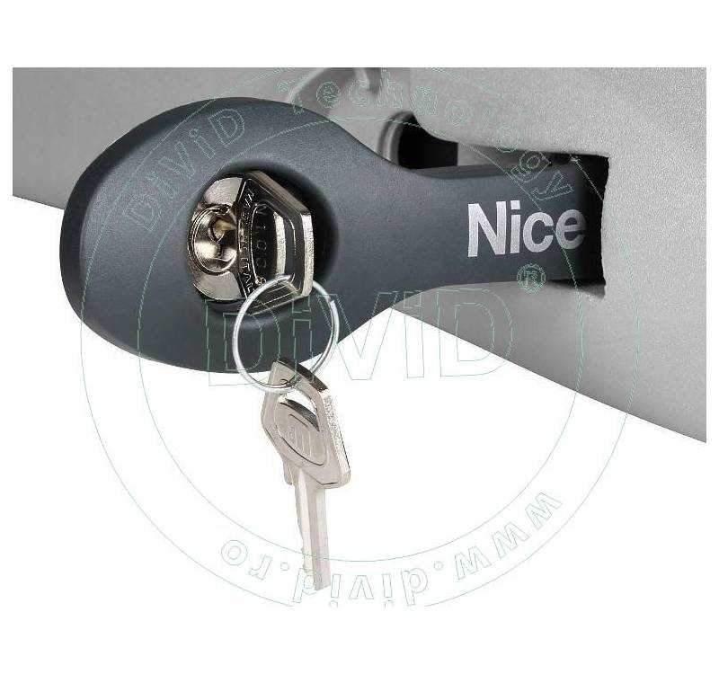 Deblocator motoreductoare Nice Wingo