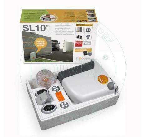 Automatizare poarta culisanta SL10S