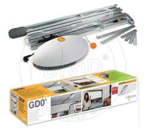 Automatizare GD0N Mhouse pentru usa garaj