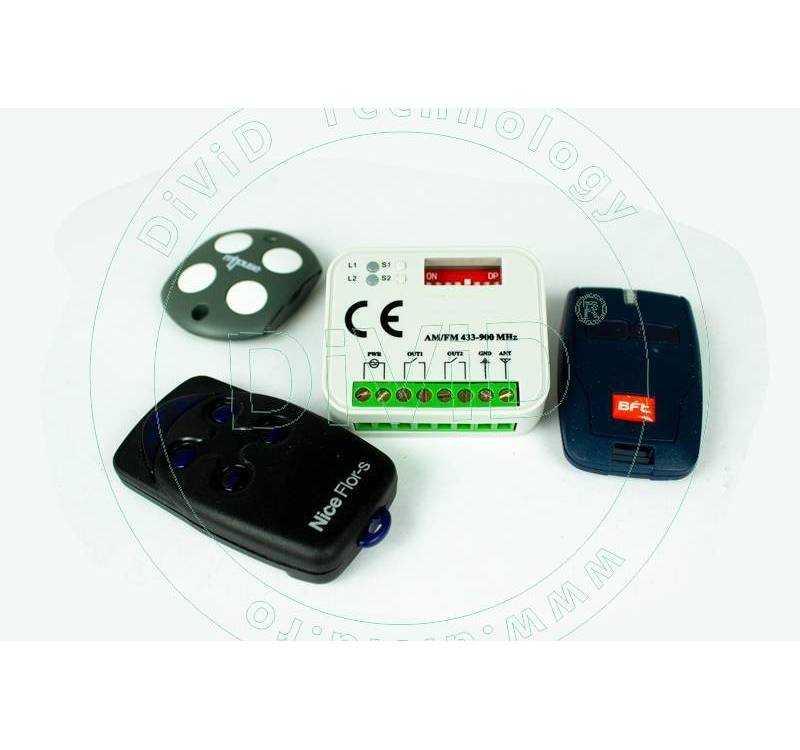 Receptor radio PXD-RXU